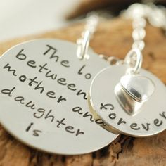 Personalized Jewelry, Mommy Necklace