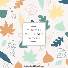 Autumn Leaves Background, Leaf Background, Paper Background, Background Patterns, Autumn Illustration, Pattern Illustration, Fall Carnival, Fall Patterns, Autumn Aesthetic