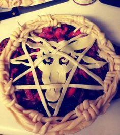 Satanic Pie