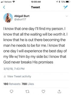 My God will come through in Jesus name I pray and wait. Real Quotes, Quotes About God, Mood Quotes, Cute Quotes, Positive Quotes, Quotes To Live By, Bible Verses Quotes, Jesus Quotes, Faith Quotes