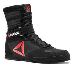 Reebok Boxing Boot - Buck - Delta-Black