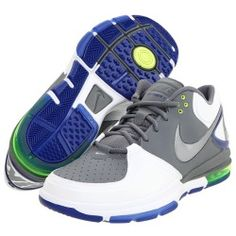 Nike - Trainer 1.3 Mid (Cool Grey/White/Drenched Blue/Metallic Silver) - Footwear   www.findbuy.co