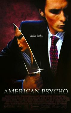 American Psycho (2000)~I live in the American Gardens Building on W. 81st Street on the 11th floor. My name is Patrick Bateman. I'm 27 years old. I believe in taking care of myself and a balanced diet and rigorous exercise routine.