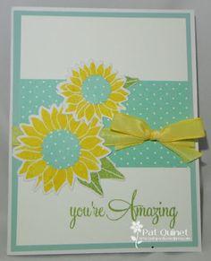 Pat Q's Cards: Papertrey Ink June Blog Hop