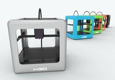 #Micro #3D printers