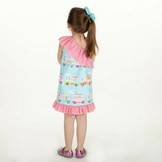 Swoon! Love this Aqua Ice Cream Truck Pink Dot Ruffle One Should... I discovered at lollywollydoodle.com and for only $36! Click the image above and receive $5 off on your next order! Pink Dot, Baby Girl Party Dresses, Truck, Aqua, Dots, Ice Cream, Summer Dresses, Image, Fashion