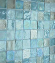 sea glass tile