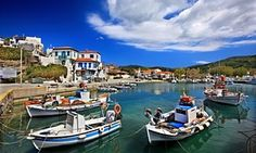 On the Aegean island that runs on cash, time is running out Holiday Accommodation, The Visitors, How To Get Money, The Locals, Sailing, Greece, To Go, Europe, Island