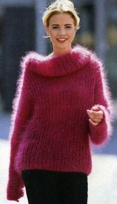 свитер мохеровый - Поиск в Google