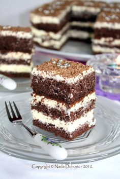 Just good food: Tiramisu kocke--Croatian need to translate page