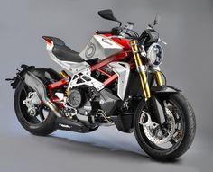 Forkless cafe racers, supercharged streetfighters and kit superbikes: Bimota's bizarre EICMA selection