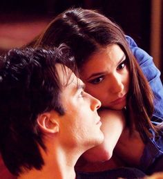 Elena hated Damon before she became a friends with the killer.