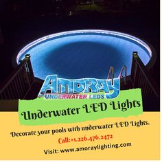 These high-quality Nicheless LED Underwater Lights are Corrosion free,Waterproof & to be used for Pools,Ponds,Lakes,Fountains Underwater Boat Lights, Inground Pool Lights, Fountain, Lighting, Free, Water Fountains, Lights, Lightning