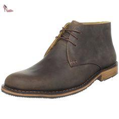4310b16347623f Sebago Tremont Hommes US 10.5 Brun Foncé Bottte Chukka UK 10 EU 44.5 -  Chaussures sebago