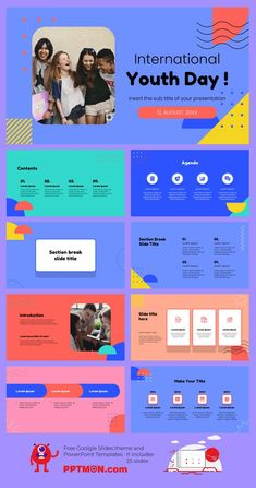 International Youth Day Free PowerPoint Template and Google Slides Theme – presentation by PPTMON Features: 25+ Creative Design-IDEA Multi-purpose Presentation For PowerPoint templates and Google slides themes #Youth,#PPTtemplate#PPT#PowerPoint#presentation#FREEPPTTEMPLATE, #PPTDESIGN, #POWERPOINTDESIGN, #PPTTEMPLATEDOWNLOAD, #POWERPOINTTEMPLATE, #GOOGLESLIDES, #GOOGLESLIDESTHEME, #GOOGLEPRESENTATION, #FREEPOWERPOINTBACKGROUND, #PRESENTATIONDESIGN, #FREEPOWERPOINTTEMPLATES