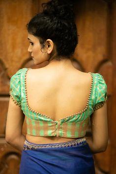 Blouse Back Neck Designs, Simple Blouse Designs, Bridal Blouse Designs, Saree Blouse Designs, Indian Actress Hot Pics, Beautiful Indian Actress, Indian Actresses, Blouse Designs Catalogue, House Of Blouse