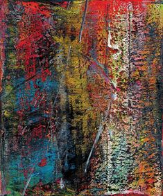 Gerhard Richter, Position  1988, Catalogue Raisonné: 660. http://www.gerhard-richter.com/art/paintings/abstracts/detail.php?paintid=7661#