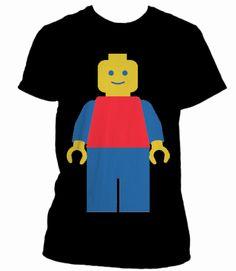 Campaña en crowdence 'Lego': tu camiseta de lego