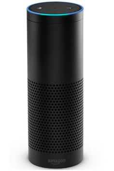 The Amazon Echo can do everything from play your favorite Spotify playlist to ordering you a pizza