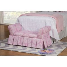 Help your child keep his or her room clean with the Kinfine Pink Kids Storage Bench . A toy box and functional piece of furniture in one, this beautiful. Girl Room, Girls Bedroom, Bedrooms, Childrens Bedroom, Bedroom Ideas, Pink Settee, Kids Storage Bench, Kitchen Storage, Toddler Chair