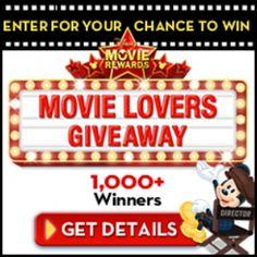 Disney Movie Rewards Movie Lovers Giveaway