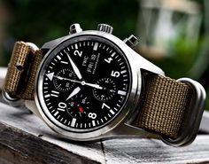 IWC Pilot's Chronograph Automatic