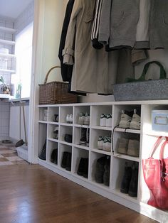 Mudroom Design Ideas http://www.pinterest.com/njestates/mud-room-design-ideas/ Thanks to http://www.njestates.net/real-estate/nj/listings
