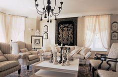 Marvelous Lovely 30 Gorgeous French Style For Awesome Living Room Ideas https://24homely.com/design-decor/lovely-30-gorgeous-french-style-for-awesome-living-room-ideas/