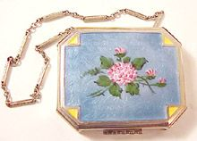antique compacts - Google Search