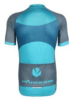 24ef5fb88 Pandoom Men s Short Sleeve Cycling Jersey Mens Cycling Tights