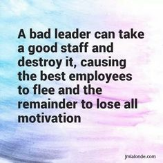 Bad Leadership Quotes Entrancing Bad Leadership Quotes Images  Leadership Quotes Of All Time