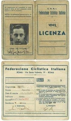 Fausto Coppi Bicycle Race, Road Bike, Racing, Baseball Cards, Pocket, Bicycles, Grande, Sports, Culture