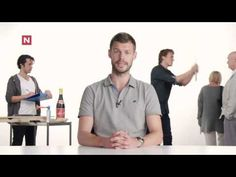 Ylvis vs. Bjørnar Moxnes (Rødt) - YouTube Ylvis, Polo Shirt, Polo Ralph Lauren, Humor, Mens Tops, Shirts, Youtube, Gold, Polos