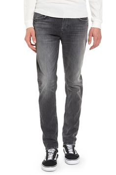 Axl Mid Rise Skinny Jeans by HUDSON Jeans on @nordstrom_rack