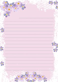 Printable Lined Paper, Free Printable Stationery, Diy Agenda, Foil Wedding Invitations, Bullet Journal Writing, Notebook Paper, Planner Decorating, Stationery Paper, Writing Paper