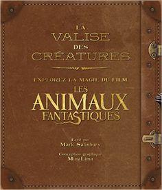 La valise des créatures - Amazon. 39€90