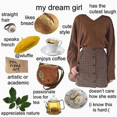 I'm somebody's dream girl? I just can't speak Fre. I'm somebody's dream girl? I just can't speak French lamo Lazy Day Outfits, Cool Outfits, Casual Outfits, Fashion Outfits, Winter Outfits, Fashion Ideas, Classy Aesthetic, Aesthetic Fashion, Aesthetic Clothes