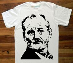 Motherf*ckin' Bill Murray Classic Tees