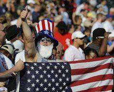 Checa las celebraciones del 4th of July en el deporte