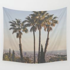 Buy L.A. Wall Tapestry by Luke Gram. Worldwide shipping available at Society6.com. Just one of millions of high quality products available.
