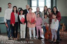 VI Festival Luigi Boccherini en Arenas de San Pedro - TiétarTeVe