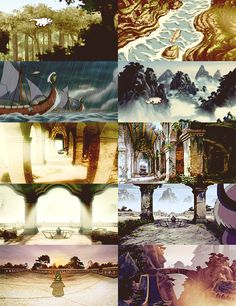 Appa's lost days and scenery