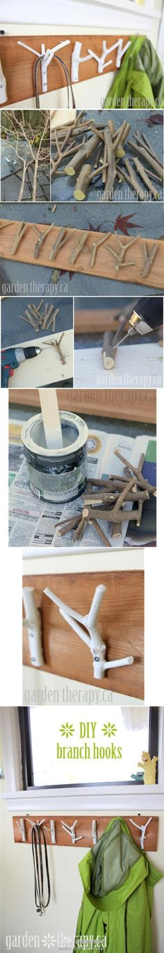 such a cute idea really want to try it got plenty of sticks in the back yard that would work. @ DIY Home Cuteness