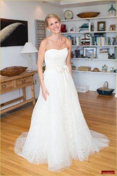 Vera Boston Dress Wedding Strapless