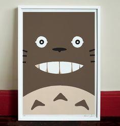Imeus Design Portfolio - Totoro!!!