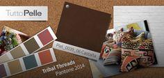 #Tribal #Pantone #Interior #Design #2014 #Color #TuttoPelle