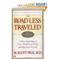 Road Less Traveled. Scientific and spiritual.