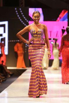 Glitz Africa Fashion Week 2013 Pistis