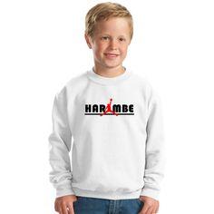 Jordan Harambe Kids Sweatshirt