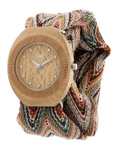 WeWOOD Women's Belle Watch with Interchangeable Straps is on Rue. Shop it now.